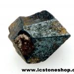 ▽แมกนีไทต์-magnetite แร่แม่เหล็กธรรมชาติ (1.9g)