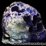 ํ▽วิลเลมไมท์ (Willemite) หินเรืองแสงในคลื่นแสงยูวีต่ำ (34g)