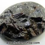 พลอยจากหินมงคลประเทศอินโดนีเซีย (60.7ct.)