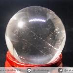 Clear Quartz ทรงบอล หินทรงกลม 2.9 cm (มีตำหนิ)