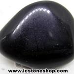 ออบซิเดียน (Obsidian)ขัดมันขนาดพกพา (5g)
