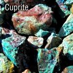 คริสโซโคลลา คิวไพรต์ หินแห่งเทพเจ้าและเทพธิดา (Chrysocolla Cuprite)