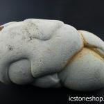 หินเทพธิดา Menalite (Goddess stone) หินของการเจริญเติบโต (215g)