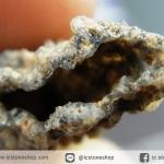 ผลึกสายฟ้า Fulgurite ทะเลทรายซาฮาร่า(1.0g)