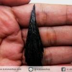 ไคยาไนท์สีดำ Black Kyanite (7g)
