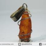 จี้อำพันบอลติกGenuine Baltic Amber (1g)