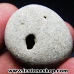โฮเลย์สโตน Holey Stone 1 รูทะลุผ่าน (6g)