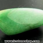 กรีนอะเวนจูรีน (Green Aventurine) ขัดมันขนาดพกพา (32g)