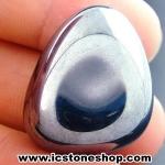 หินเทราเฮิร์ต (Terahertz) หินขัดมันจากญี่ปุ่น (14g) เกรด A