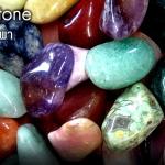 หินขัดมัน (Polished /Tumbled Stone)