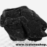 ▽นิล Black pyroxene (43g)