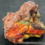 ▽หินเกอไทท์สีรุ้ง -Rainbow Goethite (1.3g)