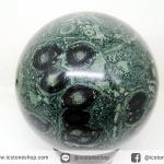 คัมบาบา แจสเปอร์ Kambaba jasper ทรงบอล 9 cm