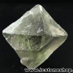 หินฟลูออไรต์ (Fluorite) ธรรมชาติทรงพีระมิคคู่ (20g)