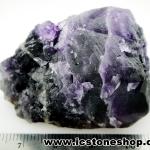 ▽หินธรรมชาติฟลูออไรต์ -Fluorite (75g)