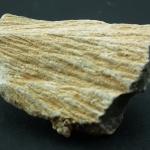 ▽เปลือกอุกกาบาต Agoudal Meteorite (IMILCHIL) Iron IIAB (5g)