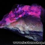 วิลเลมไมท์ (Willemite) หินเรืองแสงในคลื่นแสงยูวีต่ำ (32g)