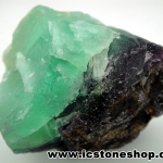 ▽หินธรรมชาติฟลูออไรต์ -Fluorite (85g)