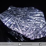 หินเทราเฮิร์ต (Terahertz) แร่สังเคราะห์จากญี่ปุ่น (68g)