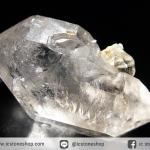 ควอตซ์ 2 ปลายมีน้ำภายใน (Enhydro double terminated quartz) (17.8g)