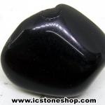ออบซิเดียน (Obsidian)ขัดมันขนาดพกพา (10g)