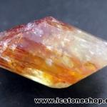 ํ▽Yellow Apatite อพาไทต์สีเหลือง มี iron oxide แทรก (5.5g)