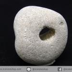 โฮเลย์สโตน Holey Stone 1 รูทะลุผ่าน (7g)