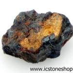 ▽หินดาวตก อุกกาบาต Uruacu iron จากบราซิลของแท้ 100% (1.1g)