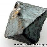 ▽แมกนีไทต์-magnetite แร่แม่เหล็กธรรมชาติ (0.5g)