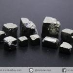 เพชรหน้าทั่ง หรือไพไรต์ pyrite ทรงลูกบาศก์ 11 ชิ้น (50g)