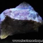 วิลเลมไมท์ (Willemite) หินเรืองแสงในคลื่นแสงยูวีต่ำ (63g)