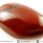 เรดแจสเปอร์ (Red Jasper) หินขัดมันขนาดพกพา (32g)