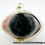 จี้ตาพระศิวะ Agate Eye - Shiva's Eye (11g)