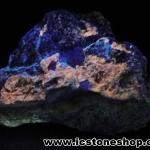 วิลเลมไมท์ (Willemite) หินเรืองแสงในคลื่นแสงยูวีต่ำ (56g)