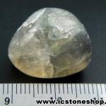 ▽หินฟลูออไรต์ (Fluorite)ขัดมันขนาดพกพา (8g)