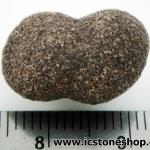 หินลึกลับ Moqui Marblesจากยูทาห์ (3g)