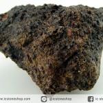 กระดูกไดโนเสาร์จากรัฐยูท่าห์ USA (Agatized Dinosaur Bone) (26.2g)
