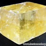 ▽แคลไซต์สีทอง Golden CALCITE (160g)