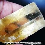 แคลไซต์สีทอง Golden CALCITE (300g)