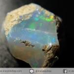 โอปอล (Ethiopian Opal) จากเอธิโอเปีย (1.90ct.)