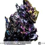 แร่ 7 สี แร่สังเคราะห์ Silicon Carbide ตั้งโต๊ะ (25g)