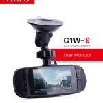 วิธีตั้งค่า กล้องติดรถยนต์ G1W-S