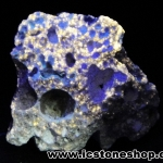 ▽วิลเลมไมท์ (Willemite) หินเรืองแสงในคลื่นแสงยูวีต่ำ (19g)