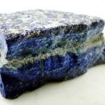 ลาพิส ลาซูลี่ Lapis Lazuli ก้อนธรรมชาติ ขนาดใหญ่ (590g)