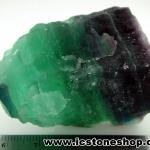 ▽หินธรรมชาติฟลูออไรต์ -Fluorite (90g)