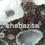 ชาบาไซท์ (chabazite)