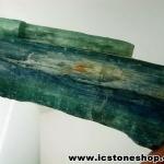 บูลไคยาไนท์ (Blue-Green Kyanite ) ผลึกธรรมชาติ (70g)