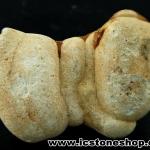 หินเทพธิดา Menalite (Goddess stone) หินของการเจริญเติบโต (69g)
