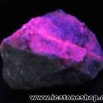 ํ▽วิลเลมไมท์ (Willemite) หินเรืองแสงในคลื่นแสงยูวีต่ำ (40g)