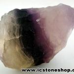▽หินธรรมชาติฟลูออไรต์ -Fluorite (71g)